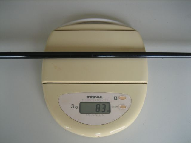 Antenna on the scale